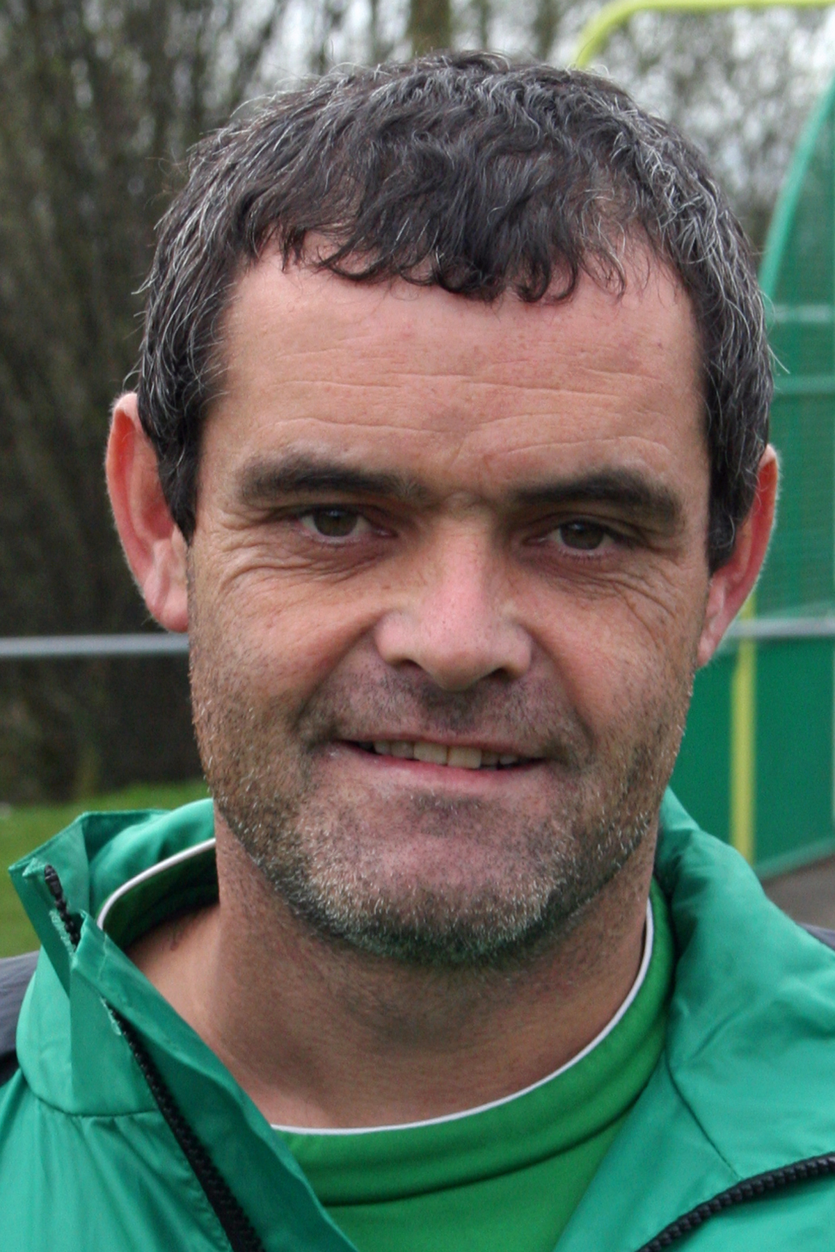 Damian Molyneux - new Chairman of Northop Hall Old Boys FC