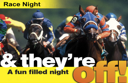 Race Night - Saturday March 2nd
