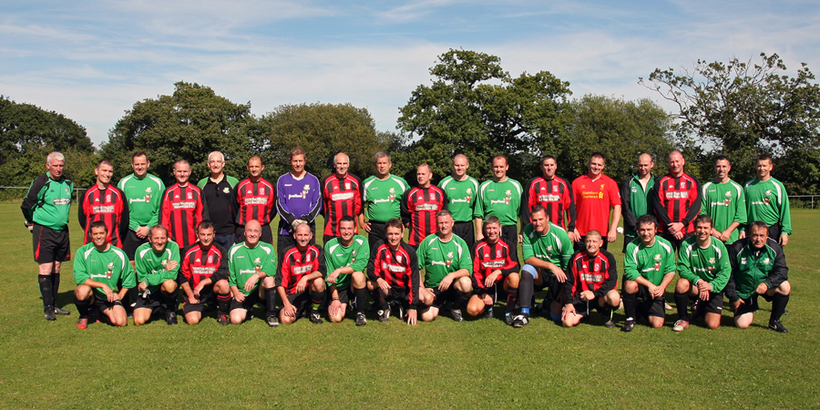 Northop Hall Old Boys v Northop Hall Nomads