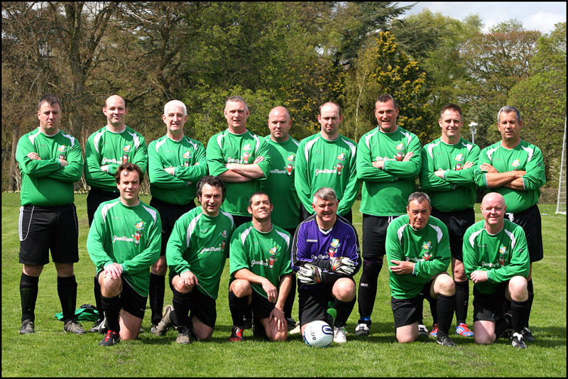 Northop Hall Old Boys FC - May 2013