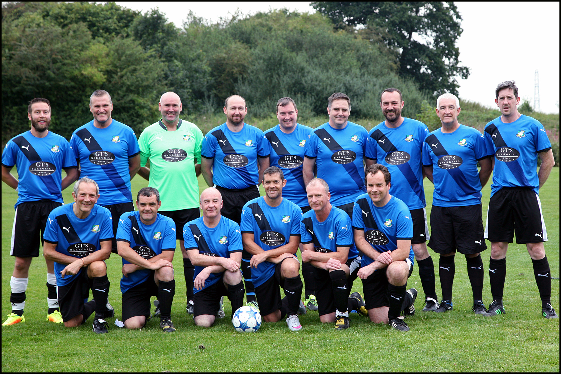 Northop hall Old Boys FC 2016/17